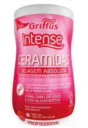 Средства для ухода за волосами Бразильской компании GRIFFUS