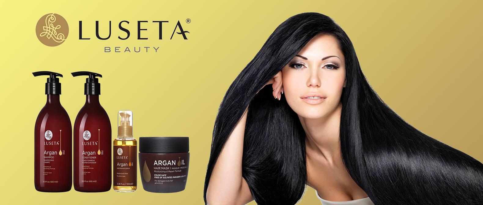 Фото средств для волос Luceta