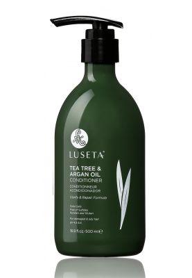 Tea Tree & Argan Oil Conditioner - Кондиционер для волос на основе чайного дерева и арганового масла