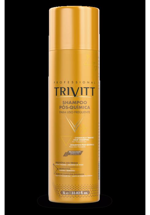 Trivitt Шампунь для Химически Обработанных Волос