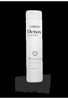 Cредства для очищения волос и пилинга кожи головы Detox Cadiveu