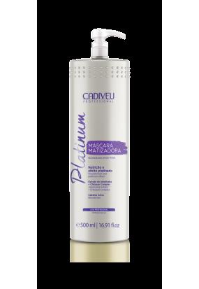 Cредства для тонирования волос Cadiveu Platinum в интернет-магазине Cadiveu Украина.