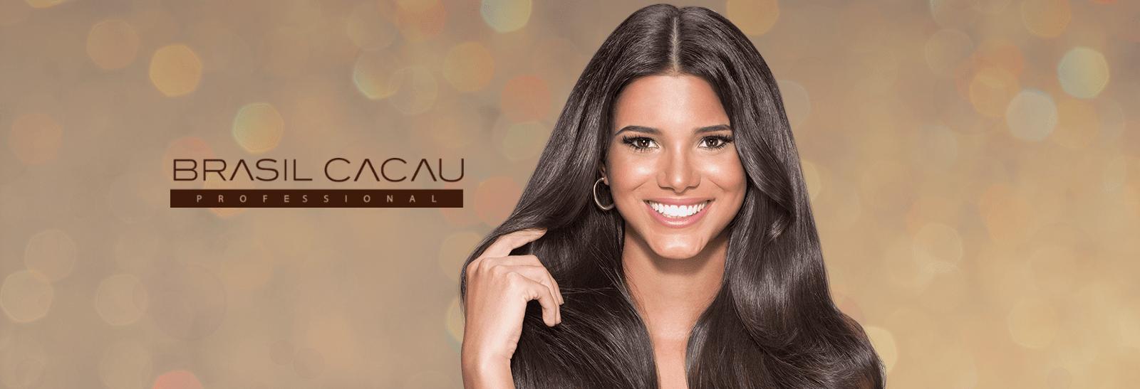 Фото кератин для выпрямления волос Brasil Cacau