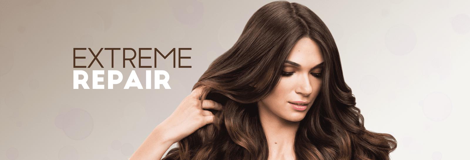 Фото средства для восстановления волос Extreme Repair